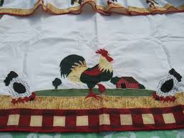 Rooster Kitchen Curtains 20 Useful Ideas Of Rooster Kitchen Curtains As Part Of Kitchen