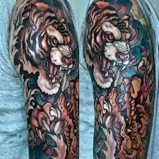 40 Tiger Dragon Tetování Pro Muže Manly Inkoustové Nápady
