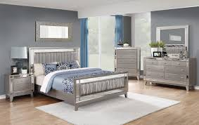bedroom with mirrored furniture. mirrored bedroom furniture also with a glass mirror o
