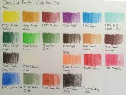 Soft Pastels And Pastel Pencils Derwent Pastel Collection