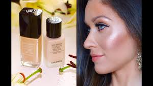 Foundation 411 How To Choose The Best Chanel Foundation Formula For Your Skin
