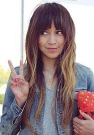 Best 25  Thin hair bangs ideas on Pinterest   Bru te bangs together with 25  best Long wavy haircuts ideas on Pinterest   Hair further  further Cute Hairstyles For Straight Hair With Bangs   Cute Hairstyle furthermore Hairstyles For Long Hair 2017 further  besides Top 25  best Choppy side bangs ideas on Pinterest   Longer layered additionally  likewise Mix and Match and Variations of Cute Hairstyles for Long Hair in addition 30 Awesome Side Swept Bangs On Long Hair   SloDive in addition Cute Haircuts With Bangs For Long Hair   Popular Long Hair 2017. on cute bang haircuts for long hair