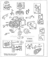 briggs and stratton 90700 series parts list and diagram briggs and stratton 90700 series parts list and diagram ereplacementparts com