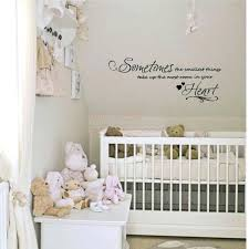 wall decals winnie the pooh 3 sometimes the smallest things take up the  most room in . wall decals winnie the pooh decorating a nursery ...