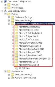 Office 2013 Word Templates Office 2013 Personal Templates Gpo Template Skincense Co