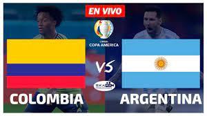 Kijken//Live: Argentinië Colombia Live ...
