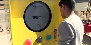 Snapchat Glasses Vending Machine Locations Delectable Snapchat Spectacles Workplace Wearables WeAreBeem