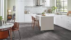 grey flooring kitchen concrete tile stone look