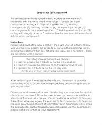 Sample Employee Self Assessment Answer Evaluation Answers To ...