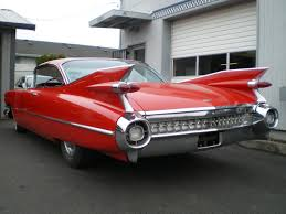 1959 Cadillac DeVille american retro car | Dream Rides | Pinterest ...