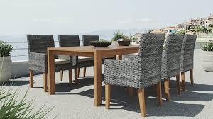Rattan Gartenmöbel Mit Holztisch Ploß Co Gmbh Hochwertige