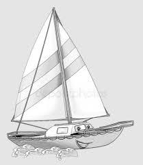 яхта рисунок Stockfotos Rechtenvrije яхта рисунок Afbeeldingen
