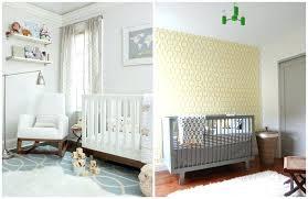 sheepskin rug nursery baby room simple style of
