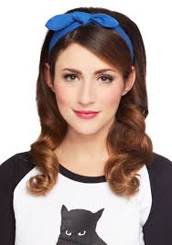 Headband Hair Style 2016 casual retro hairstyles haircuts hairstyles 2017 and hair 6955 by wearticles.com
