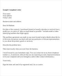 complaint letter examples business reply letter image collections letter examples ideas