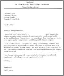 Cover Letters For Resumes Examples Cover Letter For Dream Job ...