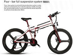 SHIJING 26 inch tyres, <b>Samebike LO26 smart</b> folding electric <b>bike</b> ...