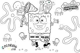 Spongebob Patrick Coloring Pages Print Coloring Beautiful Page