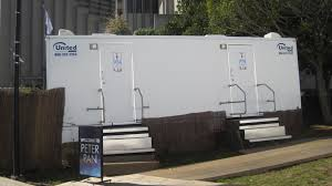 bathroom trailers. File:Stage Production Of Peter Pan In SF 2010 Bathroom Trailer.jpg Trailers