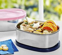 Stainless Steel Bento Boxes | Pottery Barn Kids