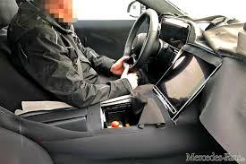2020 mercedes benz glb steering wheel controls 2. First Ever Interior Pics All New 2020 Mercedes Benz S Class Flagship Spied Mercedesblog