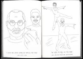 Here S Very Literally A Chance The Rapper Coloring Book For You