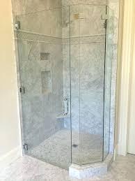 seal strip for glass shower door diy bathroom decor pint bathroom