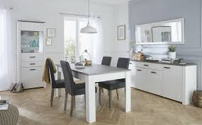 Landelijke Meubels Complete Set Luxe Woonkamerset Franeker Wit Grijs