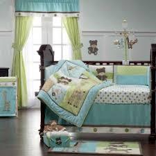 teddy bear crib sheet baby blue and green nurseries blue green teddy bear toys neutral