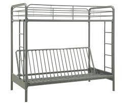 Amazon.com: Dorel Home Products Twin-Over-Full Futon Bunk Bed ...