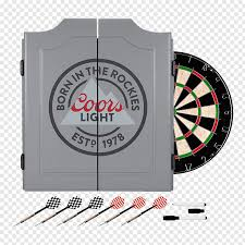 Coors Light Billiard Light Coors Light Coors Brewing Company Darts Set Game Darts Free