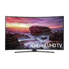 Samsung Electronics UN65MU6500 Curved 65-Inch 4K Ultra HD Smart LED TV (2017 Model 65 inch Deals: Amazon.com