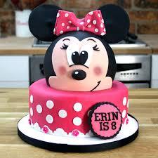 Minnie Mouse Cake Toppers Cupcake Uk – babycakeste
