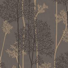 chocolate and bronze eternal wallpaper by graham brown