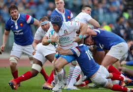 Bigi Italia Francia 2019 - Zebre Rugby Club