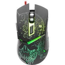 <b>Проводная игровая мышь</b> Defender Alfa GM-703L оптика,7кнопок ...