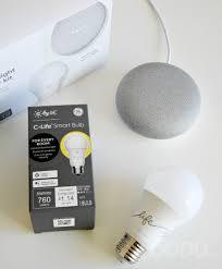 Google Home Mini Smart Light Starter Kit Upgrade Your Home With Google Smart Light With Google