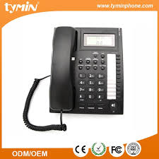 quality caller id corded telephone
