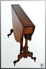 side folding table chic table with folding sides antique burr walnut drop leaf folding occasional side side folding table