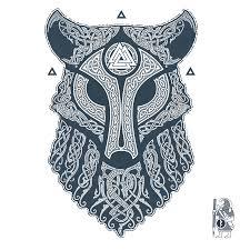 Ulfhednar Wolf Knotwork Tattoo By Raidho Tattoo Ideas Skull