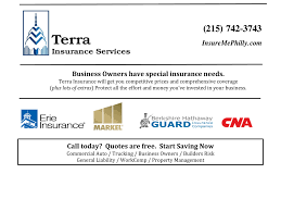 Find out what works well at special insurance services from the people who know best. Terra Insurance Services Home Facebook