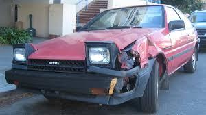 1984 Toyota Corolla SR5