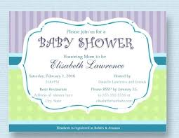 How To Make A Baby Shower Invitation Card Bexcitedme