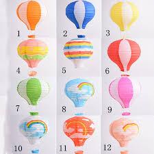 12 039 039 hot air balloon paper lantern