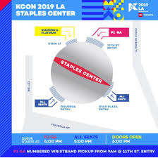 Kcon Seating Chart 2018 Kcon Schedule Dates Events And Tickets Axs