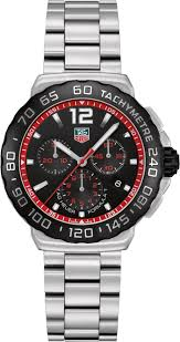cau1116 ba0858 tag heuer mens formula one quartz chronograph watch tag heuer formula 1 cau1116 ba0858 image 0