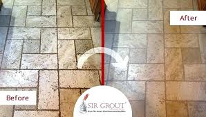 how to clean travertine how to clean tile floors innovative steam cleaning floors on floor in