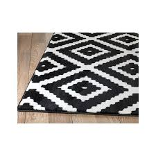 black and white area rugs black indoor area rug black and white area rugs contemporary black