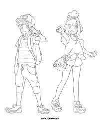 Immagini Da Colorare Di Pokemon Topmanga Anime E Manga