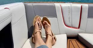 when choosing boat upholstery fabrics
